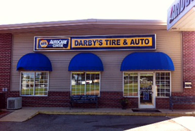 Oxford Tire Oxford Ms >> About Us In Olive Branch Oxford Ms Darby S Tire Auto Service